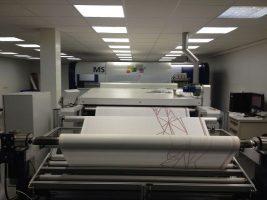 MS Italy – JP6 Industrial Transfer Printer