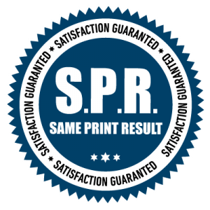 MS Same Print Result Guarantee
