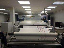 MS Italy – JP6 Industrial Transfer Printer